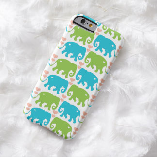 Elephant Hugs iPhone 6 6/S Case