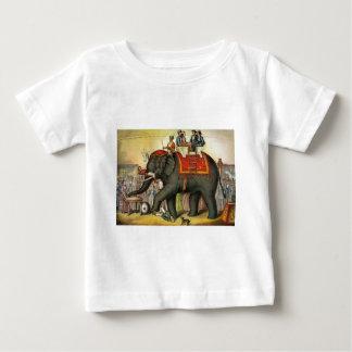 Elephant image - Vintage Baby T-Shirt