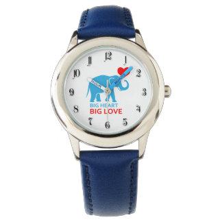 Elephant in love watch