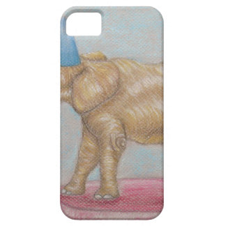 elephant in the circus case for the iPhone 5
