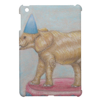 elephant in the circus iPad mini covers