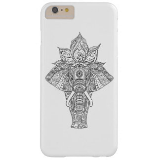Elephant Inspired Barely There iPhone 6 Plus Case