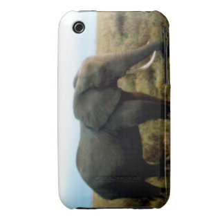 Elephant iPhone 3 cover