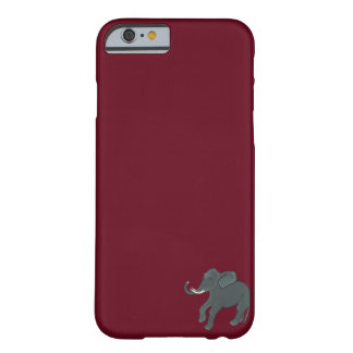 Elephant iPhone/iPad/Samsung etc. feat. Barely There iPhone 6 Case