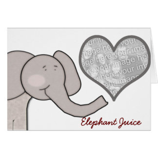 Elephant Juice Card