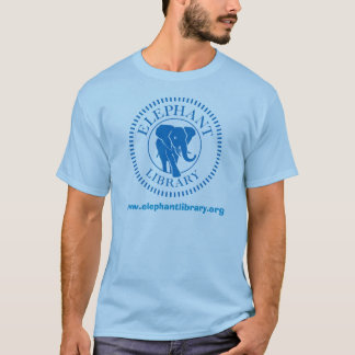 Elephant Library Beta Tester T-Shirt