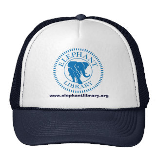 Elephant Library Hat
