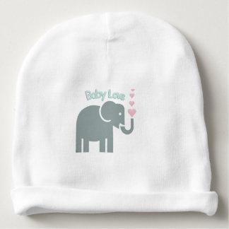Elephant Love Baby Beanie