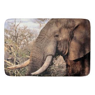 Elephant Lovers Art Bath Mat