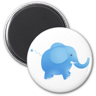 elephant - magnets