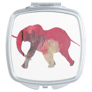 Elephant Mirror For Makeup