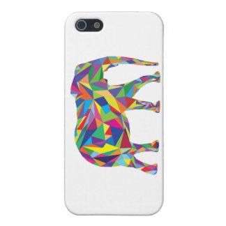 Elephant Mosaic iPhone 5c Case