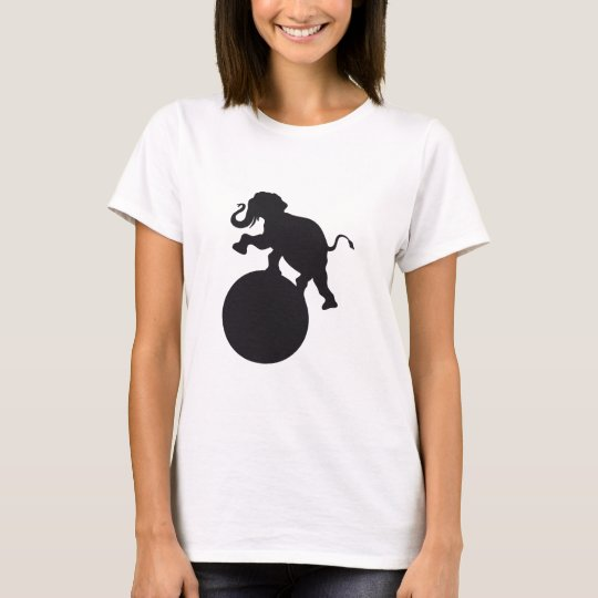 elephant_on_ball.png T-Shirt