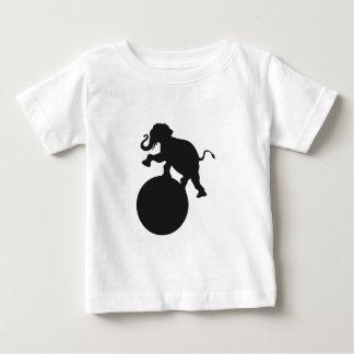 elephant_on_ball.png tee shirts