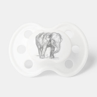 Elephant Pacifiers