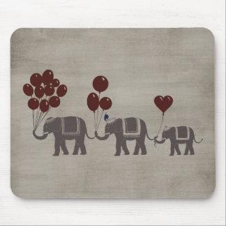 Elephant Parade Mouse Pad