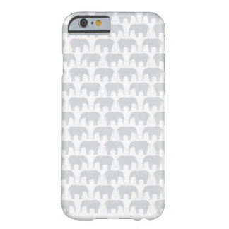 Elephant Pattern Barely There iPhone 6 Case