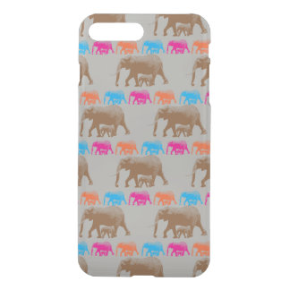 Elephant Pattern iPhone 7 case