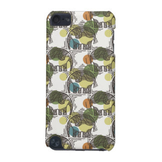 Elephant Pattern iPod Touch (5th Generation) Cases