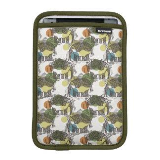 Elephant Pattern Sleeve For iPad Mini
