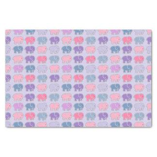 Elephant Pattern Tissue Paper