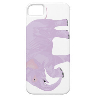 Elephant phone case design by MuffinChops