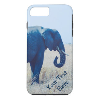 Elephant Photo Phone Case  -- Customizable