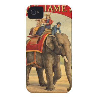 Elephant Red Book iPhone 4 Covers