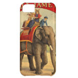 Elephant Red Book Cover For iPhone 5C