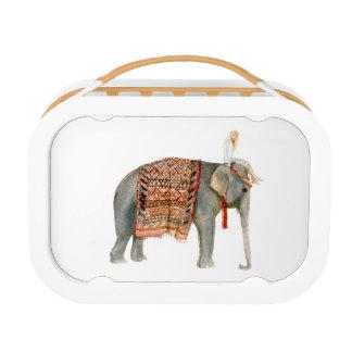 Elephant Ride Lunch Box