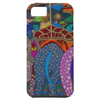 'Elephant Ride' original art products by Gwolly Case For The iPhone 5