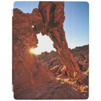 Elephant Rock in the Valley of Fire iPad Cover