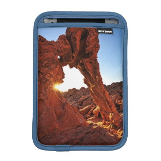 Elephant Rock in the Valley of Fire iPad Mini Sleeve