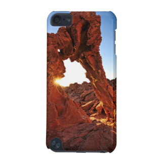 Elephant Rock in the Valley of Fire iPod Touch 5G Covers