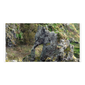 Elephant Rock Photo Card Template