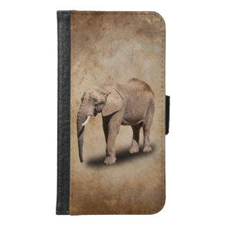 ELEPHANT SAMSUNG GALAXY S6 WALLET CASE