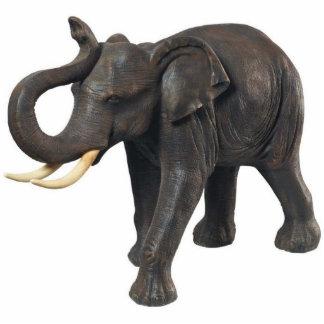 Elephant Sculpture Acrylic Cut Outs