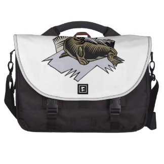 Elephant Seal Laptop Commuter Bag