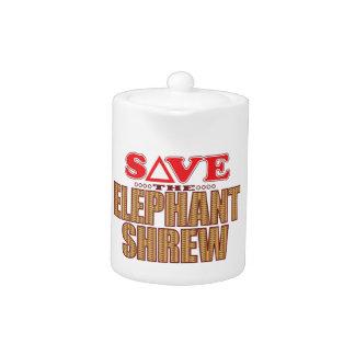 Elephant Shrew Save