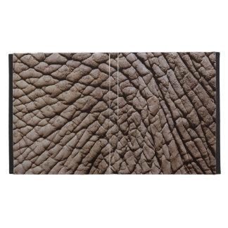 Elephant skin iPad folio cases