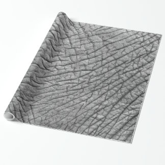 Elephant skin wrapping paper