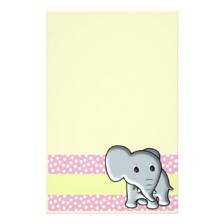Elephant Stationery