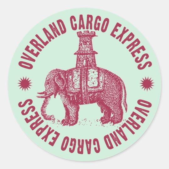 Elephant Stickers