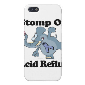 Elephant Stomp On Acid Reflux Case For The iPhone 5