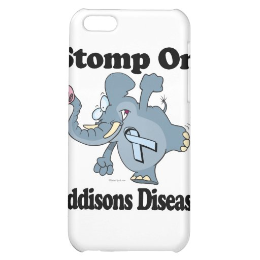 Elephant Stomp On Addisons Disease Cover For iPhone 5C