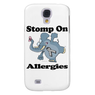 Elephant Stomp On Allergies Samsung Galaxy S4 Covers