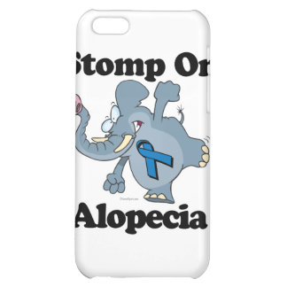 Elephant Stomp On Alopecia iPhone 5C Covers