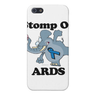 Elephant Stomp On ARDS iPhone 5 Covers