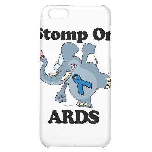 Elephant Stomp On ARDS iPhone 5C Case