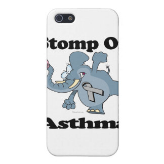 Elephant Stomp On Asthma iPhone 5/5S Covers